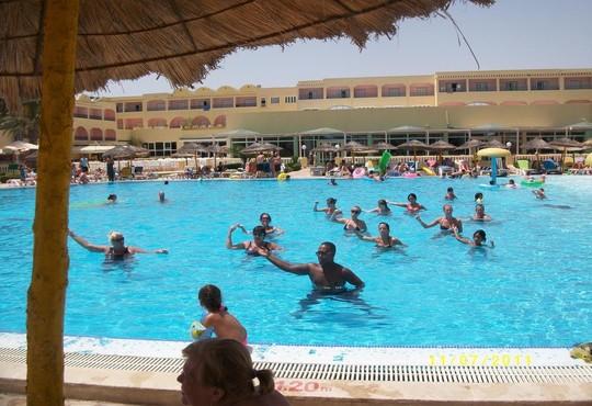 Houda Beach Golf & Aquapark 3* - снимка - 19