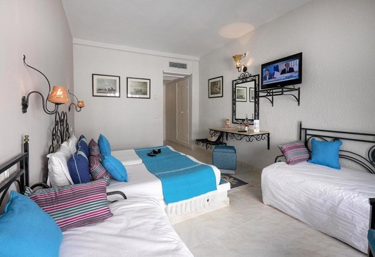 Houda Beach Golf & Aquapark 3* - снимка - 24