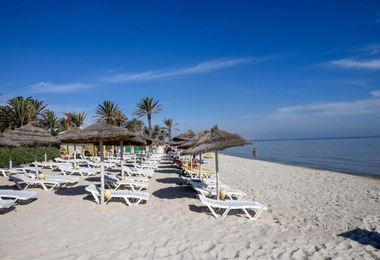 Houda Beach Golf & Aquapark 3* - снимка - 26