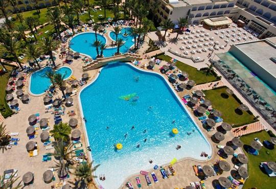 Houda Beach Golf & Aquapark 3* - снимка - 27