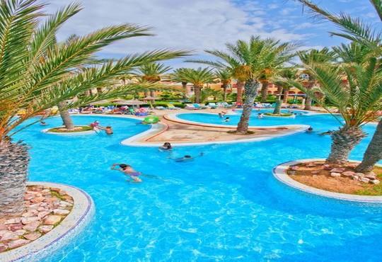 Houda Beach Golf & Aquapark 3* - снимка - 28