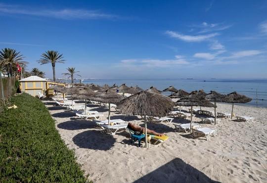 Houda Beach Golf & Aquapark 3* - снимка - 29
