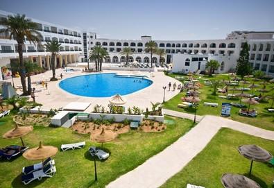 Самолетна почивка в Тунис! 7 нощувки на човек на база Ultra all inclusive в Le Soleil Bella Vista 4*, Хамамет, Североизточен Тунис с двупосочен чартърен полет от София - Снимка