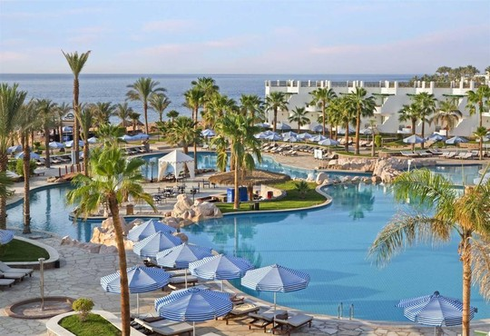 Hilton Sharm Waterfalls Resort 5* - снимка - 1