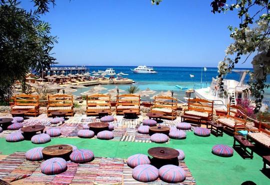King Tut Aqua Park Beach Resort 4* - снимка - 12
