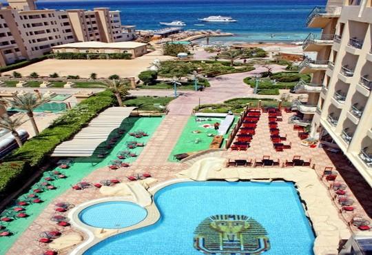 King Tut Aqua Park Beach Resort 4* - снимка - 19