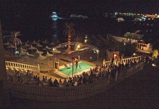 King Tut Aqua Park Beach Resort 4* - снимка - 20