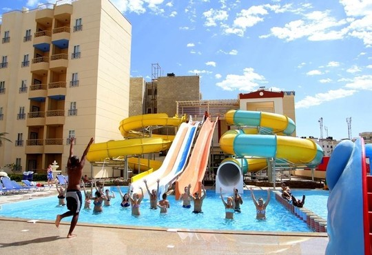 King Tut Aqua Park Beach Resort 4* - снимка - 22