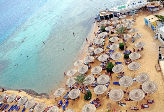 King Tut Aqua Park Beach Resort 4* - снимка - 24