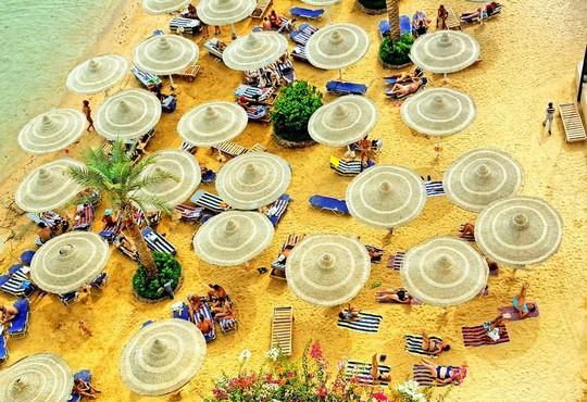 King Tut Aqua Park Beach Resort 4* - снимка - 26