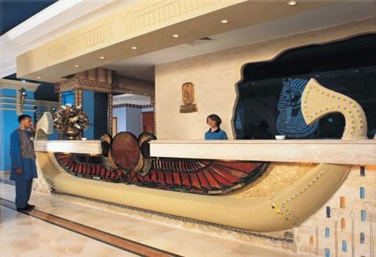 King Tut Aqua Park Beach Resort 4* - снимка - 2
