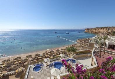 Самолетна почивка в Египет! 7 нощувки на човек на база Ultra all inclusive в Sentido Reef Oasis Senses Resort 5*, Шарм Ел Шейх, Червено Море с двупосочен чартърен полет от София - Снимка
