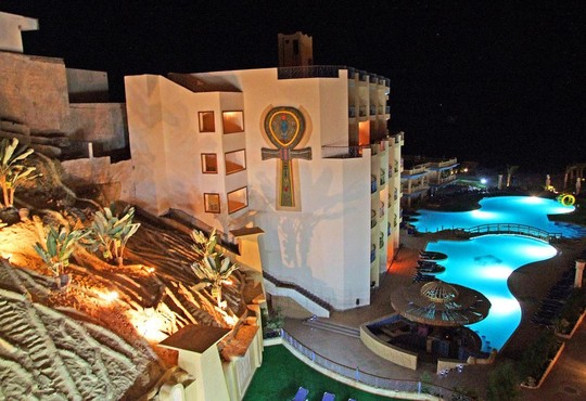 Sphinx Aqua Park Beach Resort 4* - снимка - 12