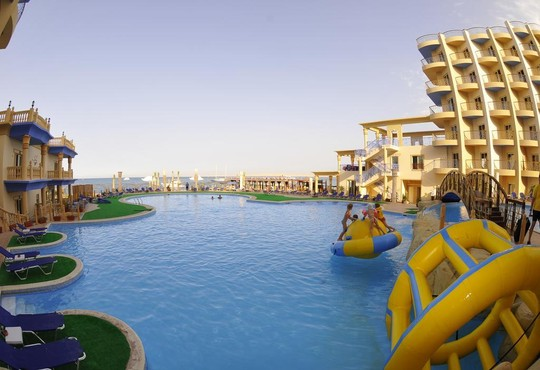 Sphinx Aqua Park Beach Resort 4* - снимка - 15