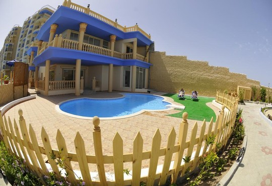 Sphinx Aqua Park Beach Resort 4* - снимка - 18