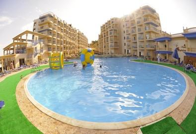 Самолетна почивка в Египет! 7 нощувки на човек на база All inclusive в Sphinx Aqua Park Beach Resort 4*, Хургада, Червено Море с двупосочен чартърен полет от София - Снимка