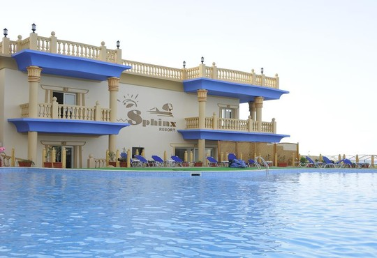 Sphinx Aqua Park Beach Resort 4* - снимка - 4