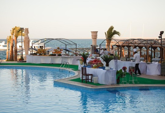 Sphinx Aqua Park Beach Resort 4* - снимка - 8
