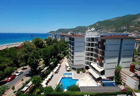 Grand Okan Hotel 4* - снимка - 4