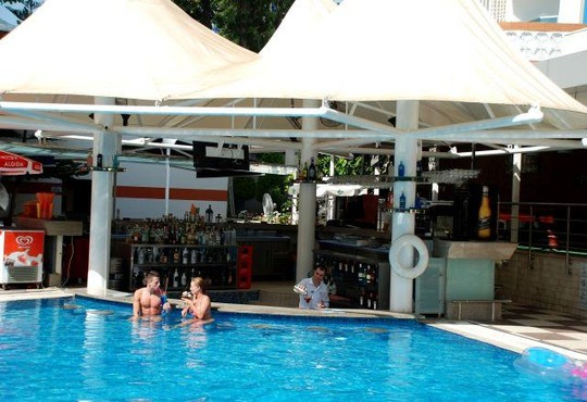Grand Okan Hotel 4* - снимка - 7