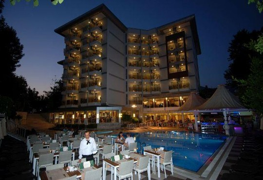 Grand Okan Hotel 4* - снимка - 8