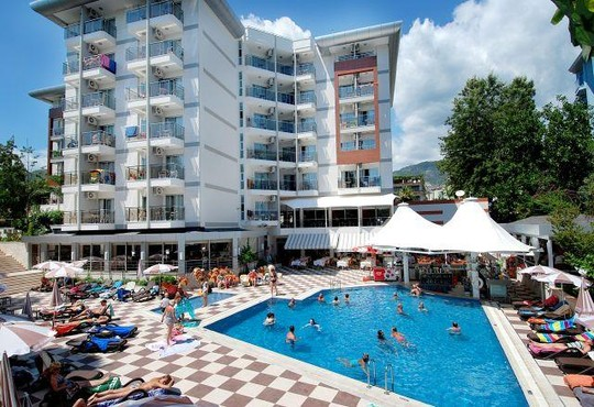 Grand Okan Hotel 4* - снимка - 1