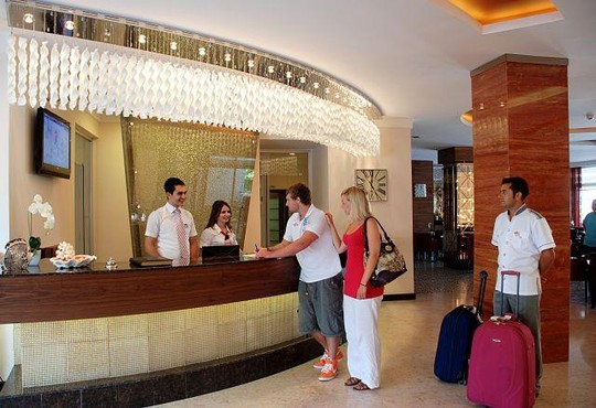 Grand Okan Hotel 4* - снимка - 19