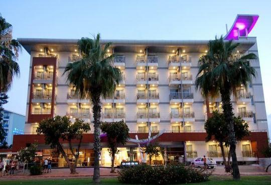 Grand Okan Hotel 4* - снимка - 26