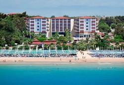 Нова Година 2020 в Турция със самолет! 4 нощувки на човек на база All inclusive в Terrace Beach Resort 5*, Сиде, Турска ривиера с двупосочен чартърен полет от Варна - Снимка