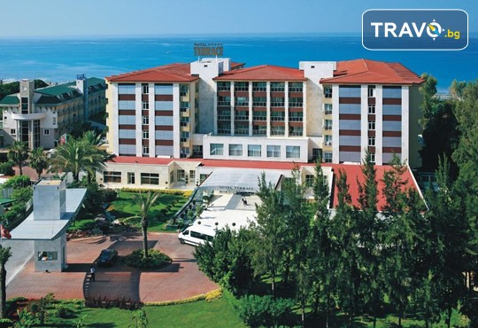 Terrace Beach Resort 5* - снимка - 2