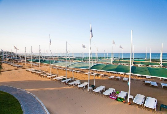 Terrace Beach Resort 5* - снимка - 28