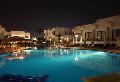 Самолетна почивка в Египет! 7 нощувки на човек на база All inclusive в New Badawia Resort 3*, Шарм Ел Шейх, Червено Море с двупосочен чартърен полет от София - Снимка