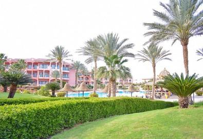 Самолетна почивка в Египет! 7 нощувки на човек на база All inclusive в Parrotel Aqua Park Resort 4*, Шарм Ел Шейх, Червено Море с двупосочен чартърен полет от София - Снимка
