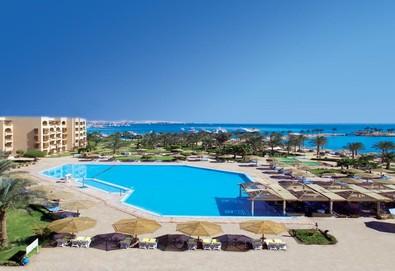 Самолетна почивка в Египет! 7 нощувки на човек на база All inclusive в Continental Hotel Hurghada 5*, Хургада, Червено Море с двупосочен чартърен полет от София - Снимка