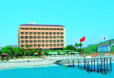Самолетна почивка в Турция! 7 нощувки на човек на база All inclusive в Anitas Hotel 4*, Анталия, Турска ривиера с двупосочен чартърен полет от Варна - Снимка