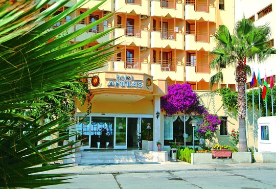 Anitas Hotel 4* - снимка - 8