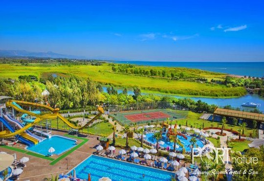 Port Nature Luxury Resort Hotel & Spa 5* - снимка - 4