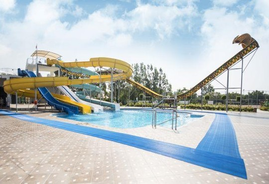 Port Nature Luxury Resort Hotel & Spa 5* - снимка - 5