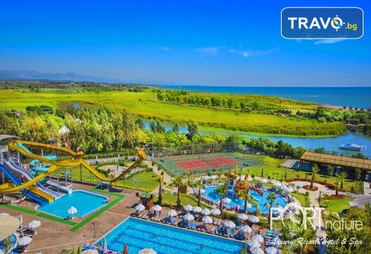 Port Nature Luxury Resort Hotel & Spa 5* - снимка - 17