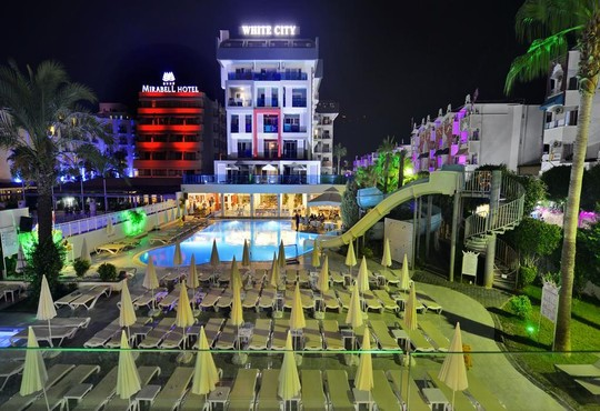 White City Beach Hotel 4* - снимка - 17