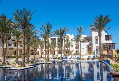 Самолетна почивка в Египет! 7 нощувки на човек на база All inclusive в Ancient Sands Golf Resort And Residences 5*, Хургада, Червено Море с двупосочен чартърен полет от София - Снимка
