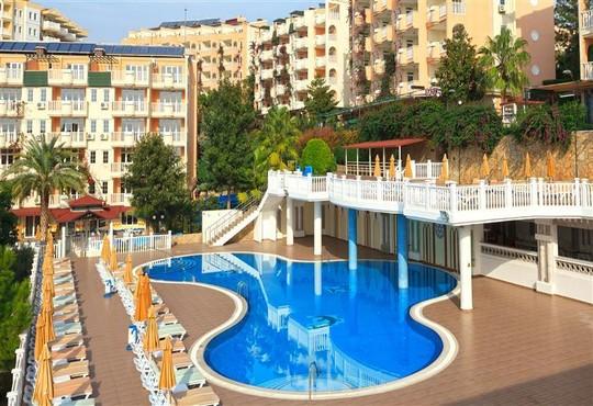 Club Paradiso Hotel 5* - снимка - 3