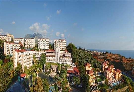 Club Paradiso Hotel 5* - снимка - 1