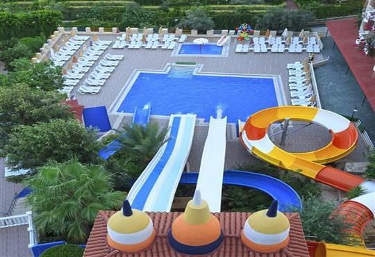 Club Paradiso Hotel 5* - снимка - 8