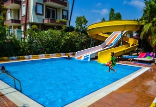 Side Kum Hotel 5* - снимка - 19