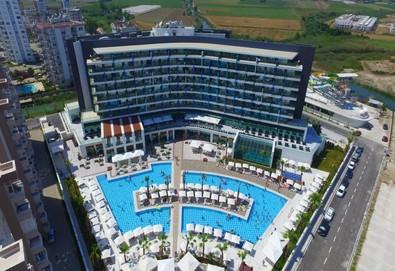 Самолетна почивка в Турция! 3 нощувки на човек на база All inclusive в Wind Of Lara Hotel & Spa 5*, Лара, Турска ривиера с двупосочен чартърен полет от София - Снимка