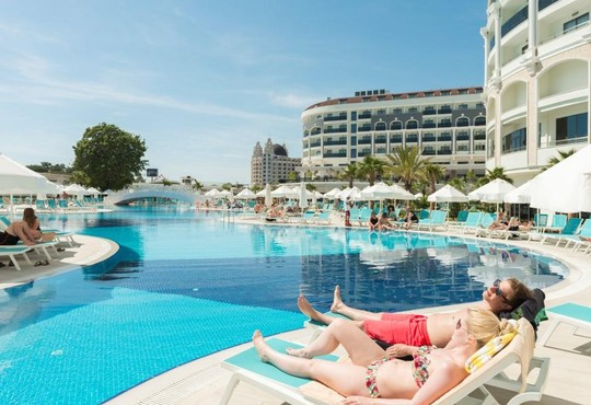 Diamond Premium Hotel & Spa 5* - снимка - 9