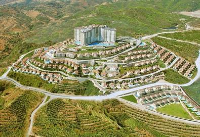 Самолетна почивка в Турция! 3 нощувки на човек на база All inclusive в Gold City Tourism Complex 5*, Анталия, Турска ривиера с двупосочен чартърен полет от София - Снимка