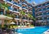 Самолетна почивка в Турция! 7 нощувки на човек на база All inclusive в Sun Beach Park Hotel 4*, Сиде, Турска ривиера с двупосочен чартърен полет от София - thumb 1
