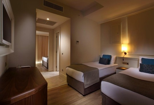 Diamond Elite Hotel & Spa 5* - снимка - 5